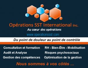 Logo operation sst international inc.