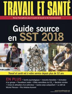 Travail et santé - Volume 32 - Numéro 5 - Décembre 2017 - Guide source 2018