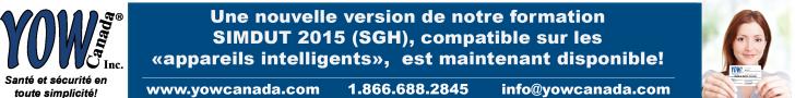 YOW Canada | Formation SST pour entreprise.