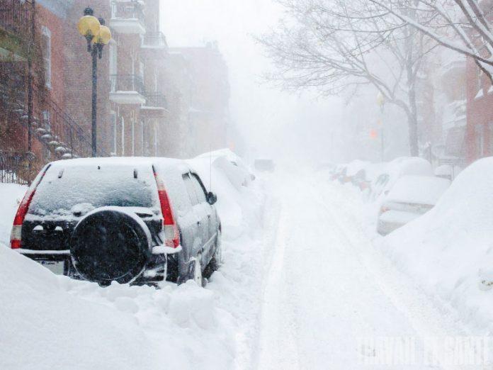 Prudence - Les hasards de la conduite hivernale