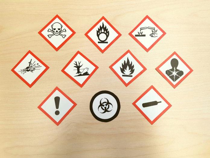 simdut 2015 et la règlementation sur la gestion des matières dangereuses